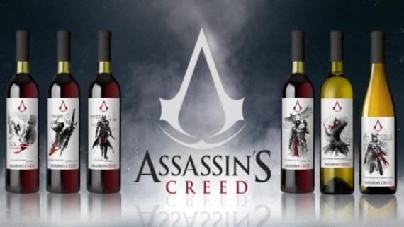 Assassin's Creed dostáva svoju oficiálnu kolekciu vín