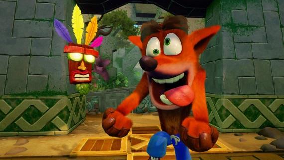 Crash Bandicoot N.Sane Trilogy už má dátum