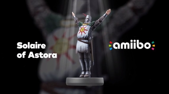 Dark Souls: Remastered na Switch dostane amiibo a beta test