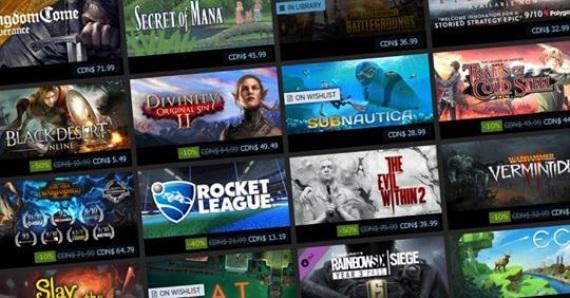 Dátumy Steam výpredajov k Halloweenu, jeseni a zime odhalené