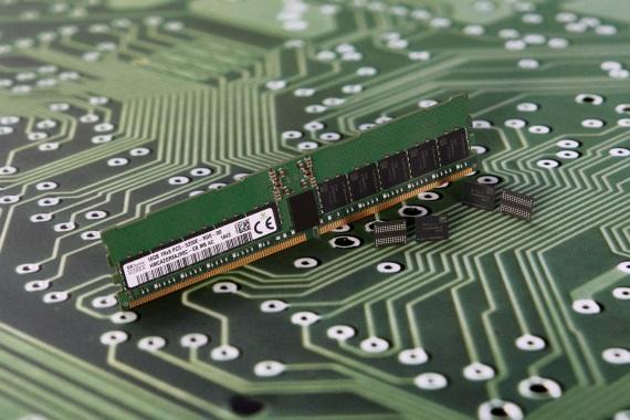 DDR5 pamäte sú hotové