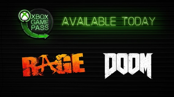 DOOM a Rage pribudli do Game Passu