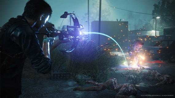 Evil Within 2 analýza PS4 vs PS4 Pro
