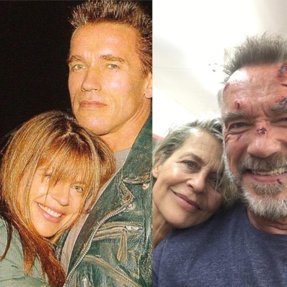 Film: Arnold a Linda vtedy a teraz