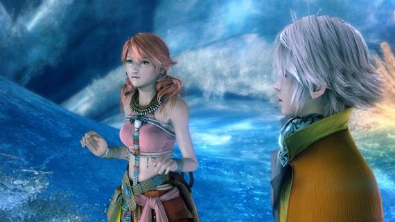 Ukážka a porovnanie Final Fantasy XIII 4K updatov na Xbox One X