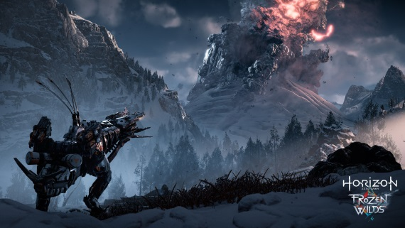 Frozen Wilds bude jedinou expanziou do Horizon: Zero Dawn