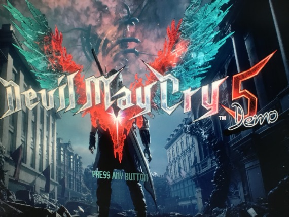 Gamescom demo Devil May Cry 5 je hotové