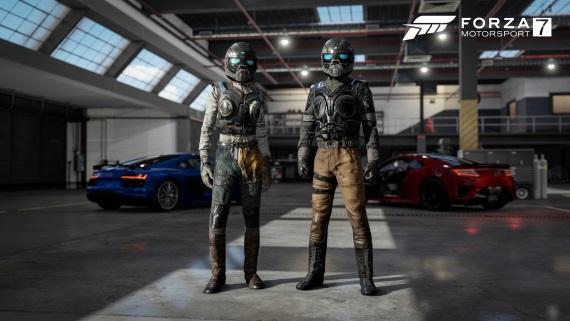 Gears of War obleky prichádzajú do Forzy 7