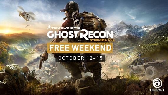 Ghost Recon Wildlands naštartuje free víkend zajtra