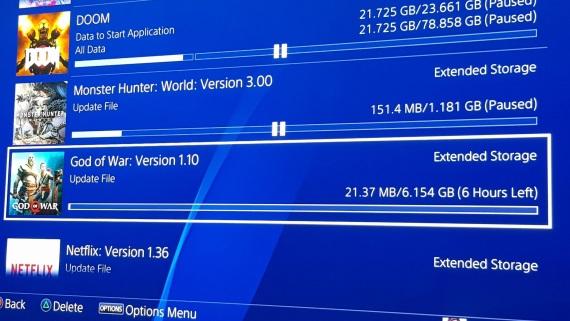 God of War dostáva pred vydaním druhý patch