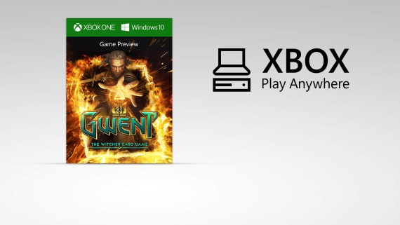 Gwent Witcher Card game je už aj na Windows 10 store
