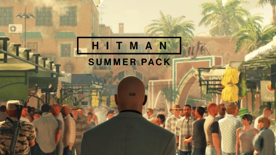 Hitman: Summer Pack môžete na Steame hrať zadarmo do konca mesiaca