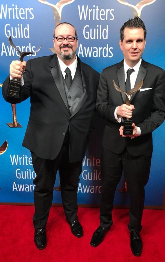 Horizon Zero Dawn vyhralo ocenenie Writers Guild Award