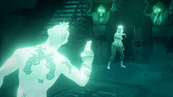 Loď duchov v Sea of Thieves dostane v ďalšom update nové možnosti