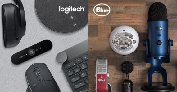 Logitech práve kúpil mikrofónovú firmu Blue Microphones