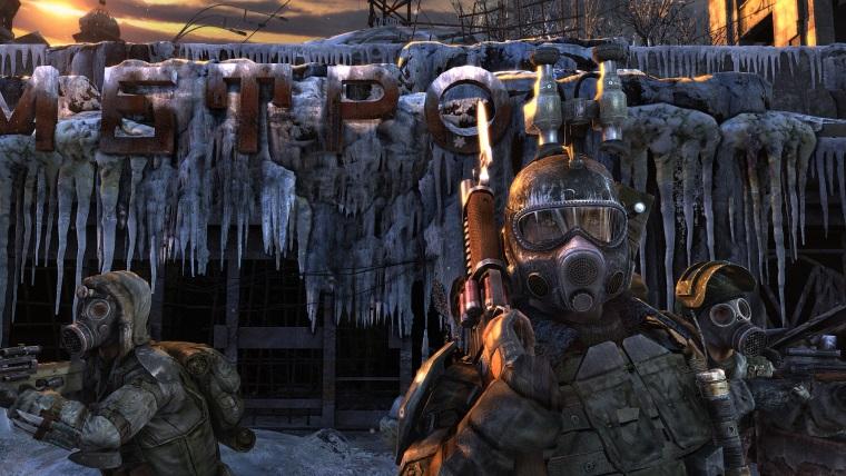 Metro 2033 je na 24 hodín zadarmo