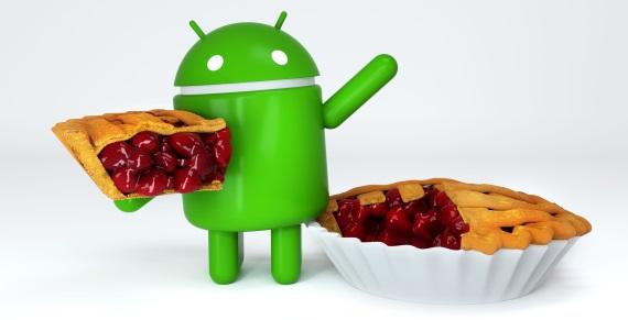 Android 9 dostal podnázov, volá sa Pie