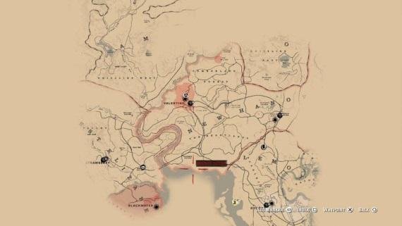 Objavila sa prvá ukážka mapy z Red Dead Redemption 2 a gameplay video