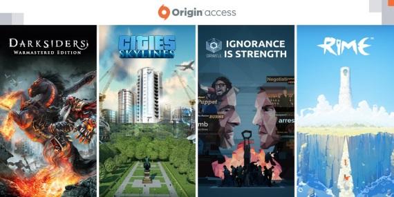 Origin Access bolo rozšírené o nové tituly