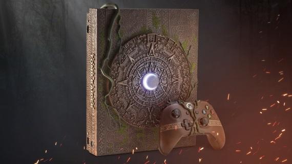 Parádnu custom Tomb Raider Xbox One X edíciu si môžete vydražiť