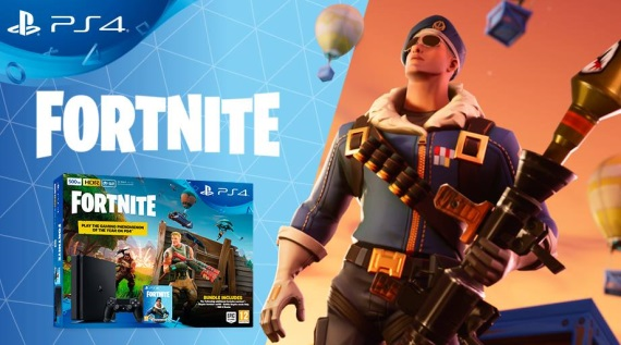 PS4 dostane Fortnite bundle