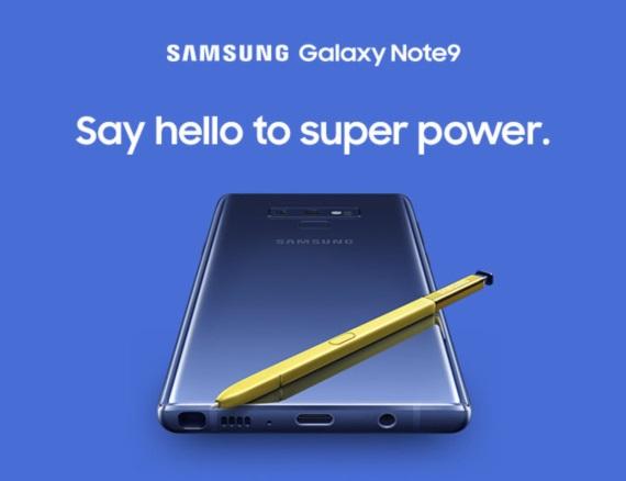Samsung Galaxy Unpacked event je live, sledujte predstavenie Note 9!