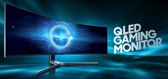 Samsung už pracuje na 1440p verzii svojho 32:9 monitoru