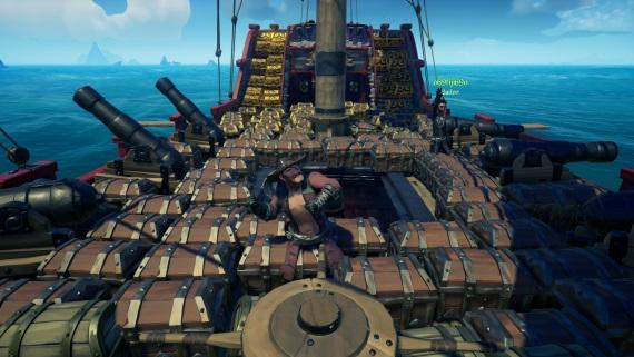 Sea of Thieves dostáva update 1.02