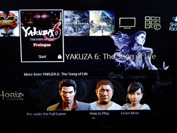 Sony ruší všetky free kópie Yakuzy 6, majiteľov však nebude penalizovať