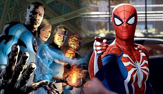 Spider-Man zrejme čoskoro dostane nový obsah s tématikou Fantastickej štvorky