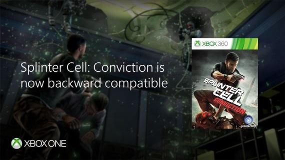Splinter Cell Conviction je už v spätnej kompatibilite na Xbox One