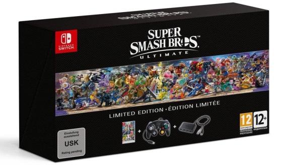 Super Smash Bros. Ultimate ukazuje svoju limitku