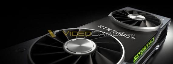 Takto bude vyzerať verzia RTX2080ti grafiky od Nvidie