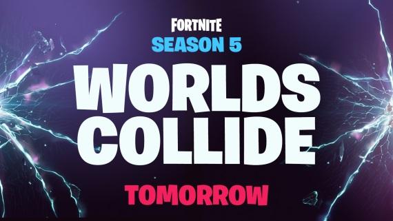 Už zajtra... začne Fortnite Season 5