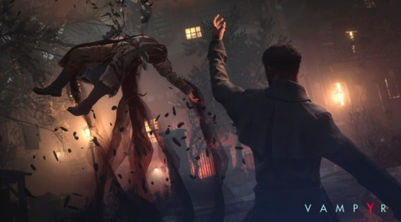 Vampyr predal celosvetovo 450-tisíc kópií za prvý mesiac svojho vydania