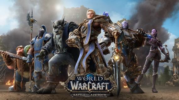 Vyhodnotenie súťaže o beta kódy pre World of Warcraft: Battle for Azeroth