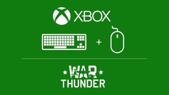War Thunder už môžete hrať na Xbox One s klávesnicou a myšou
