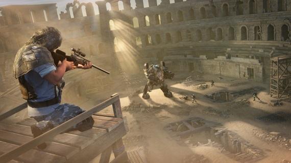 Warface od Cryteku zrejme príde na konzoly