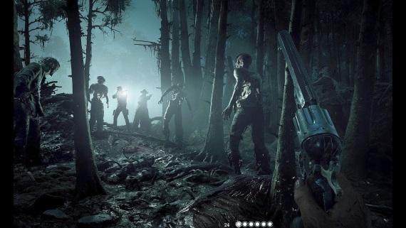 Gameplay ukážka z Crytek titulu Hunt: Showdown