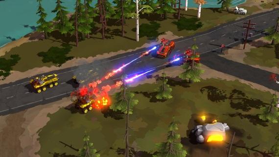 Realtime stratégia Forged Battalion od Petroglyph Games ohlásená