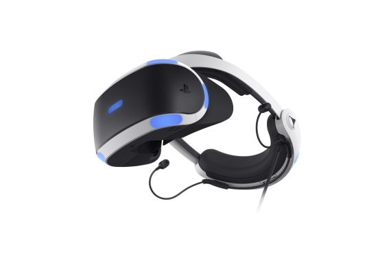 Sony predstavilo aktualizovaný model PlayStation VR