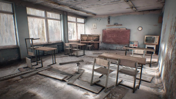 Chernobyl VR Project prichádza na PlayStation VR, na PC dostáva update