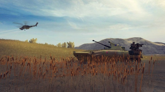 Battlefield 2 dostal novú verziu The Armed Forces of the Slovak Republic modu