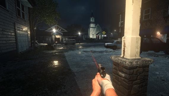 The Evil Within 2 má na PC skrytý, ale plne funkčný fps pohľad