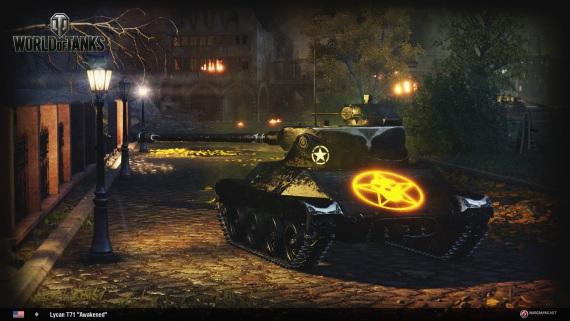Aj World of Tanks pripravil halloweensky event