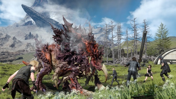 Final Fantasy XV ukazuje svoje požiadavky na PC