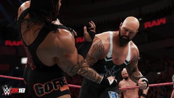WWE 2K18 ponúka podrobnosti k novým režimom Road to Glory a MyPlayer Emerge