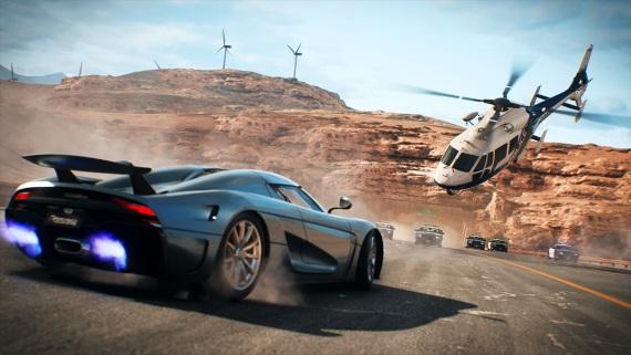 Need For Speed Payback oznamuje svoj soundtrack, ktorý sa bude meniť v závislosti od situácie