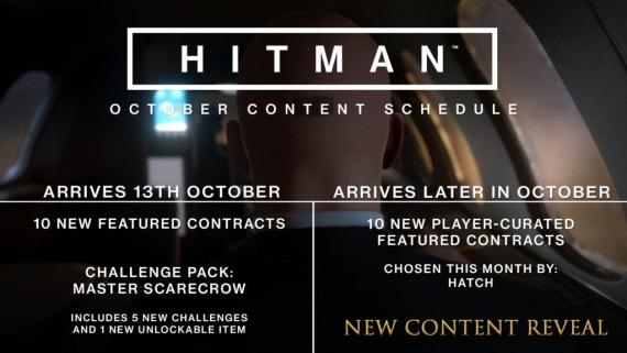 IO interactive znovu rozbieha obsah do Hitmana
