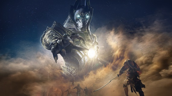 Ubisoft približuje novembrové doplnky do Assassin's Creed Origins